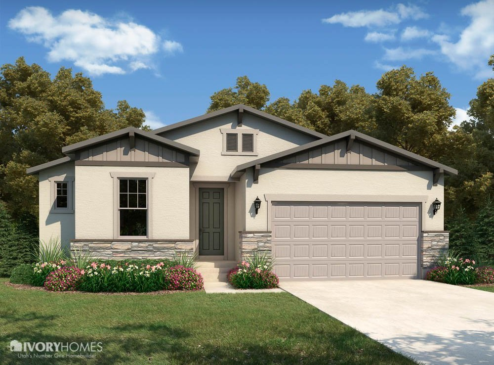 Miners Grove Community By Ivory Homes 931 West 1150 South Springville Ut 84663 Usa