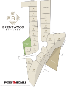 East Brentwood Estates Community Map