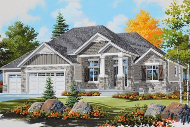 Staccato Model By Symphony Homes