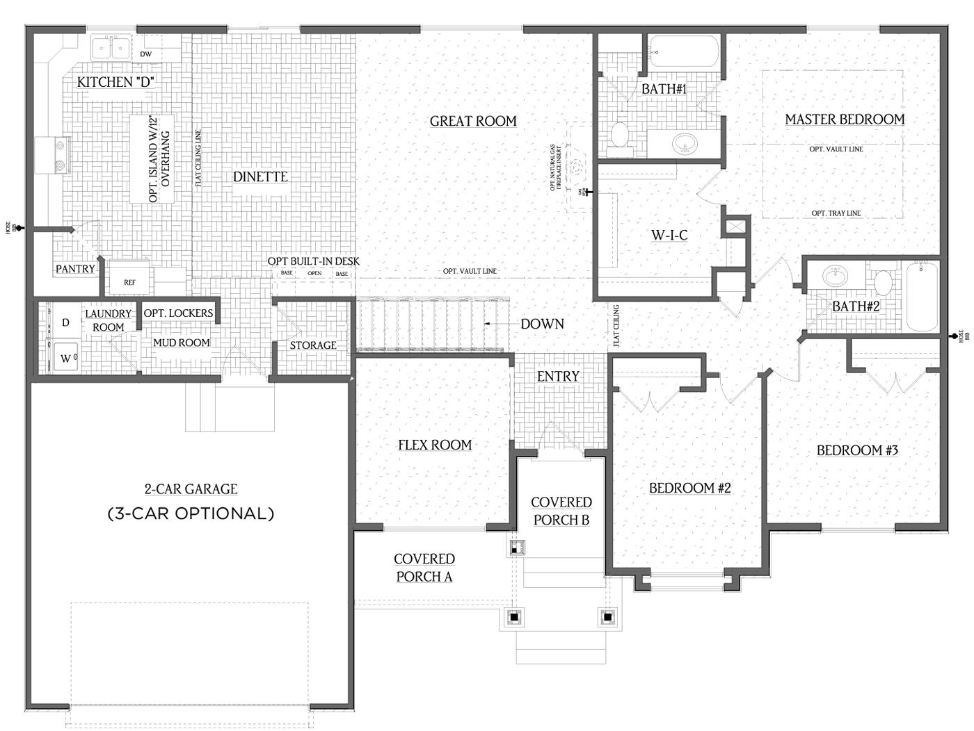 Cambridge Model By Visionary Homes New Homes Of Utah